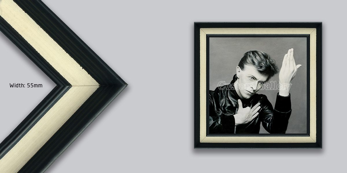 Custom Modern Picture Frames, High Quality Simple Wood Frames ...