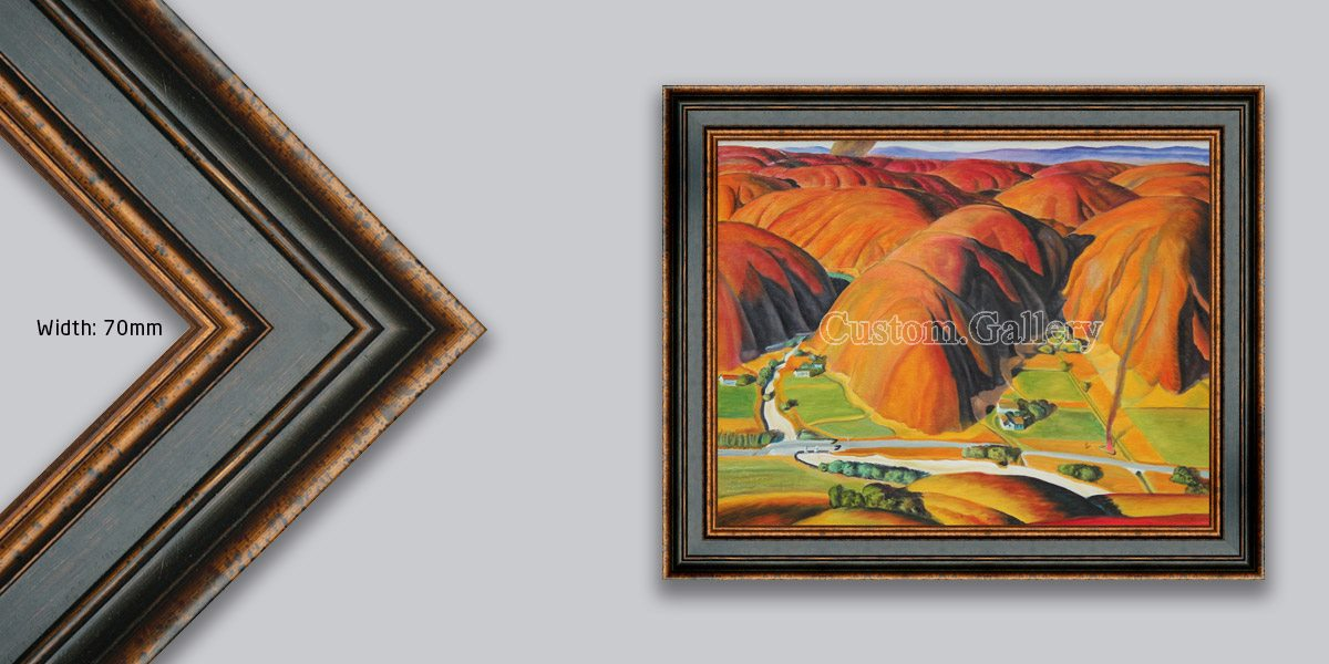 Custom Classic Picture Frames Museum Quality Antique Wood Frames