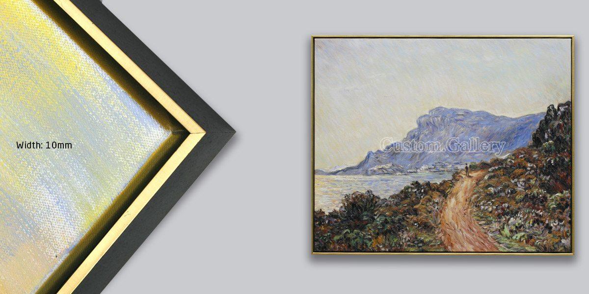 Custom Floater Frames, Wood & Aluminum Floater Frames - Custom.Gallery
