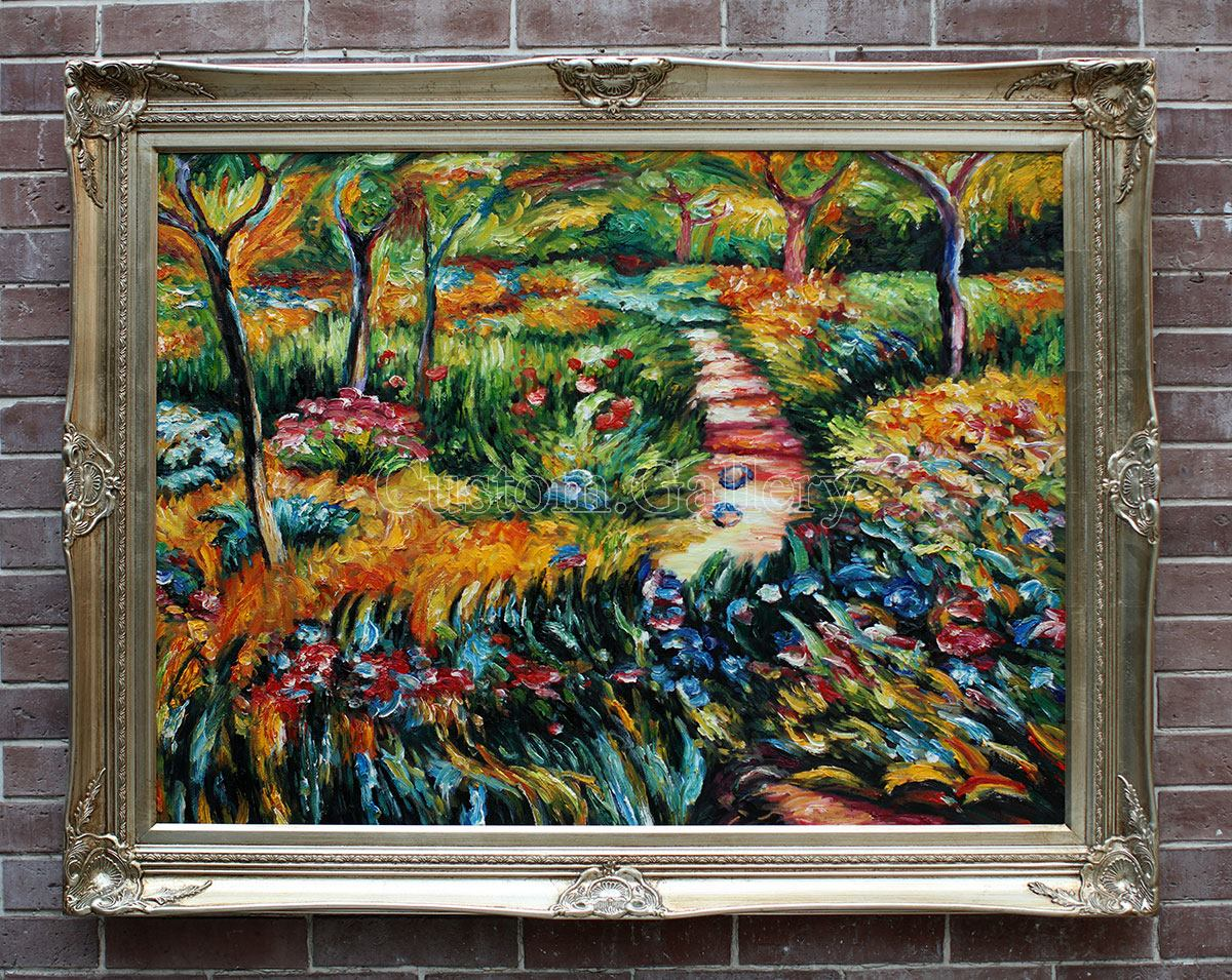 Monet Oil Painting Reproduction