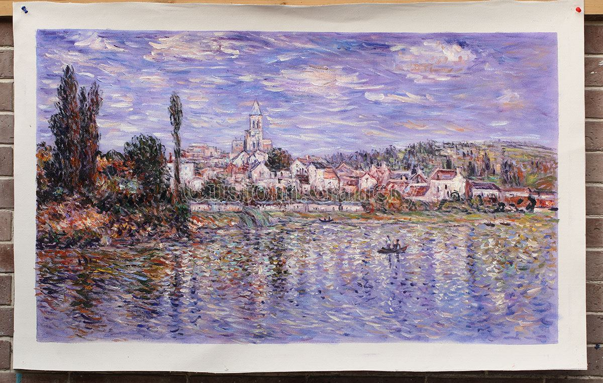 Claude Oscar Monet Reproduction